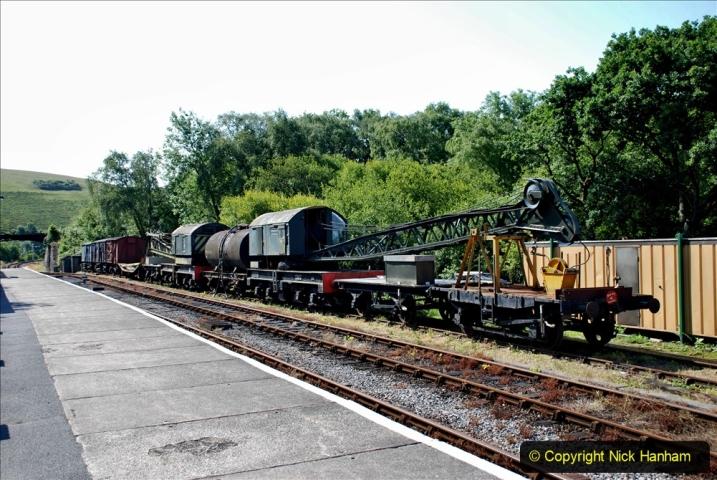 2020-06-23 Swanage Railway still in lockdown. (36) Norden. 036