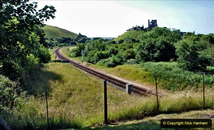 2020-06-23 Swanage Railway still in lockdown. (42) Norden. 042