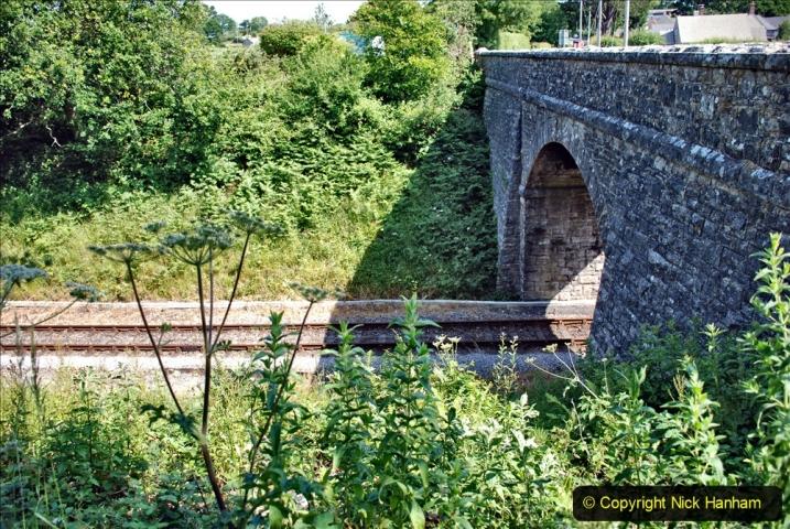 2020-06-23 Swanage Railway still in lockdown. (84) Harmans Cross. 084