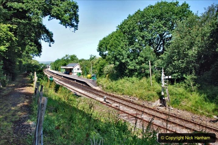 2020-06-23 Swanage Railway still in lockdown. (85) Harmans Cross. 085