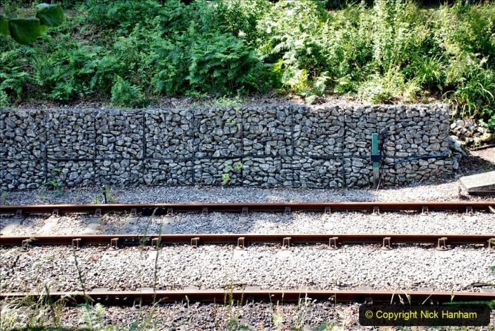 2020-06-23 Swanage Railway still in lockdown. (101) Harmans Cross. 101