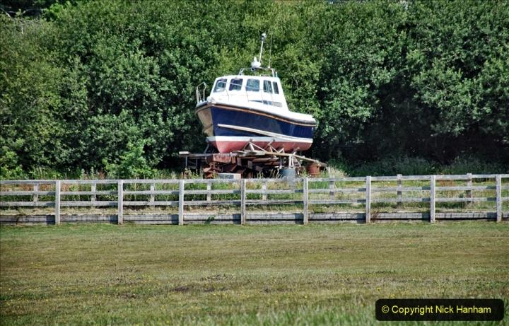 2020-06-23 Swanage Railway still in lockdown. (103) Harmans Cross. 103