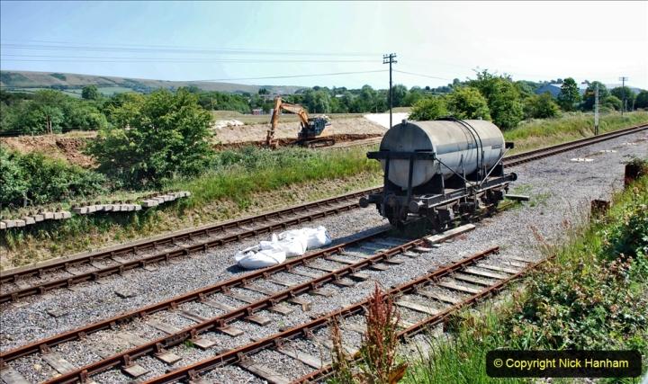 2020-06-23 Swanage Railway still in lockdown. (107) Herston. 107