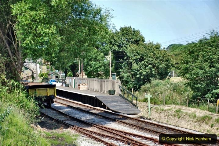 2020-06-23 Swanage Railway still in lockdown. (108) Herston. 108