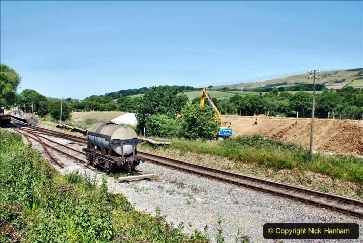 2020-06-23 Swanage Railway still in lockdown. (111) Herston. 111