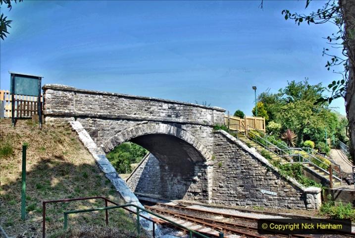 2020-06-23 Swanage Railway still in lockdown. (117) Herston. 117