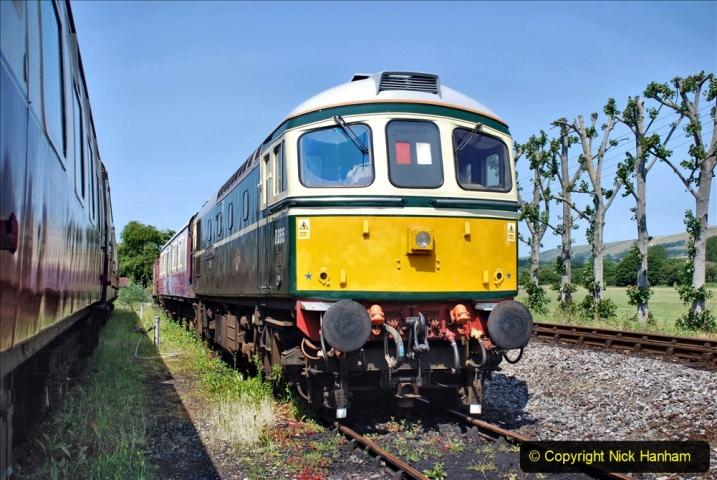 2020-06-23 Swanage Railway still in lockdown. (120) Swanage. 120