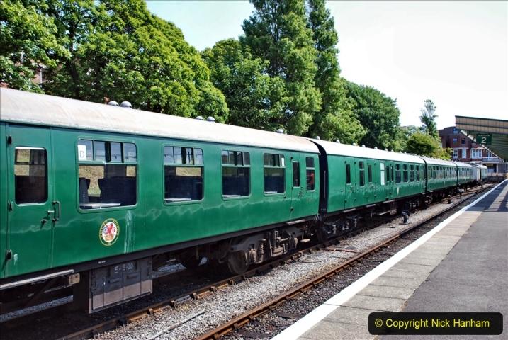 2020-06-23 Swanage Railway still in lockdown. (138) Swanage. 138