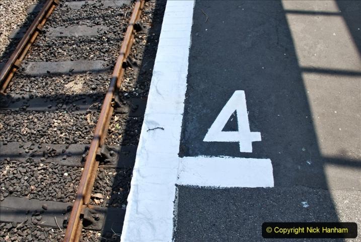 2020-06-23 Swanage Railway still in lockdown. (143) Swanage. 143