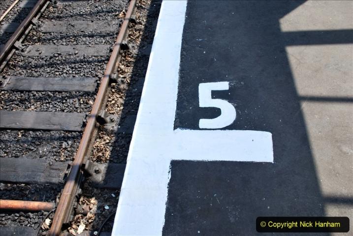 2020-06-23 Swanage Railway still in lockdown. (144) Swanage. 144
