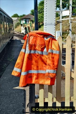 2020-06-23 Swanage Railway still in lockdown. (152) Swanage. 152