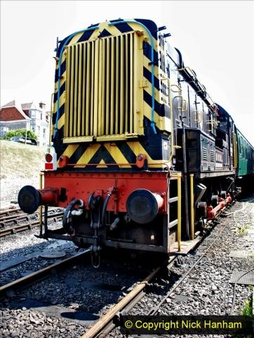 2020-06-23 Swanage Railway still in lockdown. (153) Swanage. 153