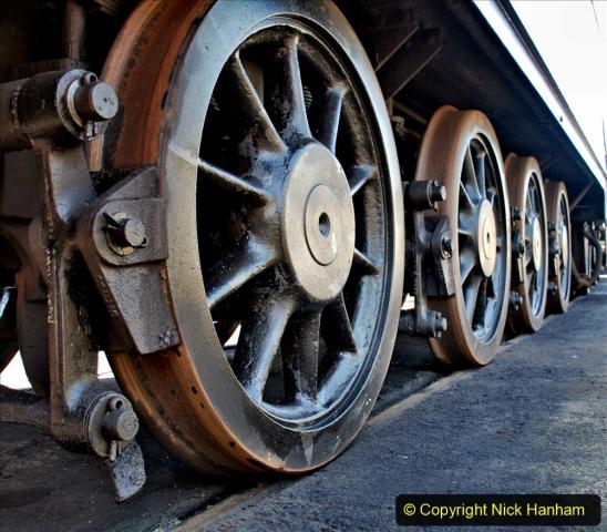 2020-06-23 Swanage Railway still in lockdown. (155) Swanage. 155