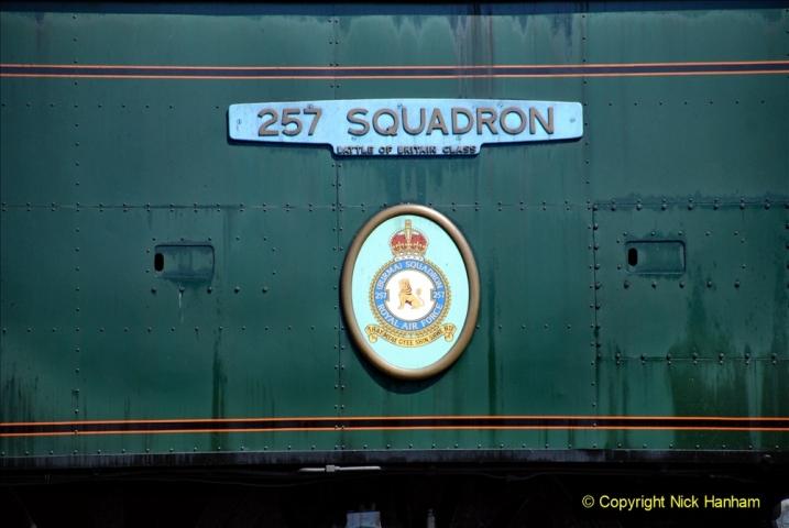 2020-06-23 Swanage Railway still in lockdown. (165) Swanage. 165