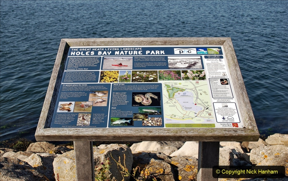 2020-07-31 Covid 19 Walk Poole Inner Harbour to Upton Country Park and return. (1)