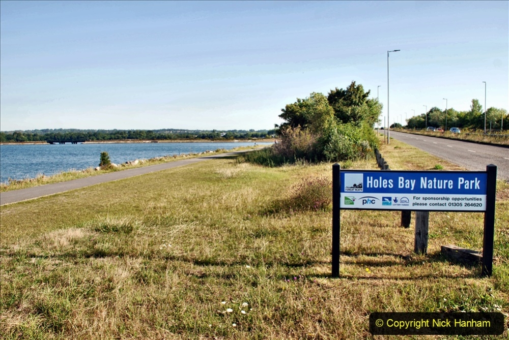 2020-07-31 Covid 19 Walk Poole Inner Harbour to Upton Country Park and return. (9)