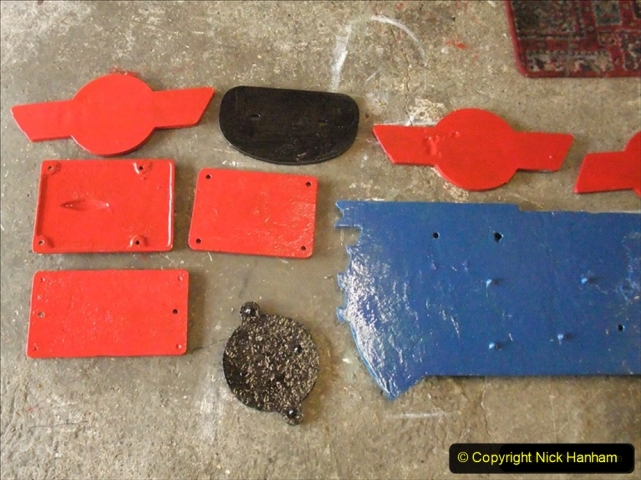 2020-06-03 China Rail Plates Restorations. (24) 126