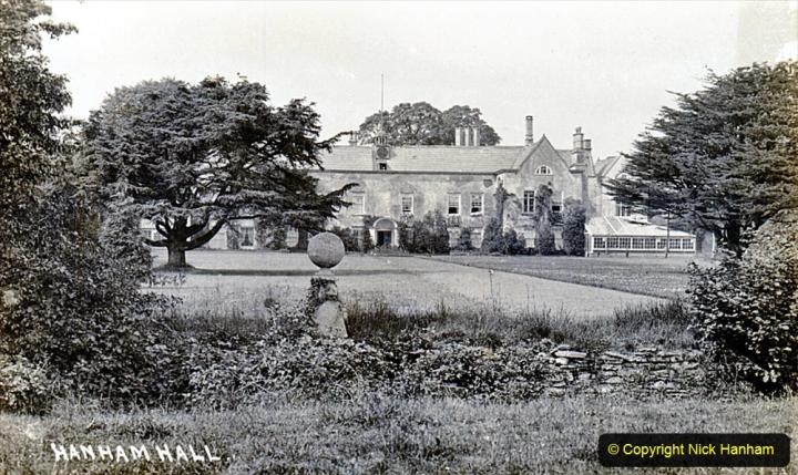 2020-06-03 GWR 5929 Hanham Hall. (1)191