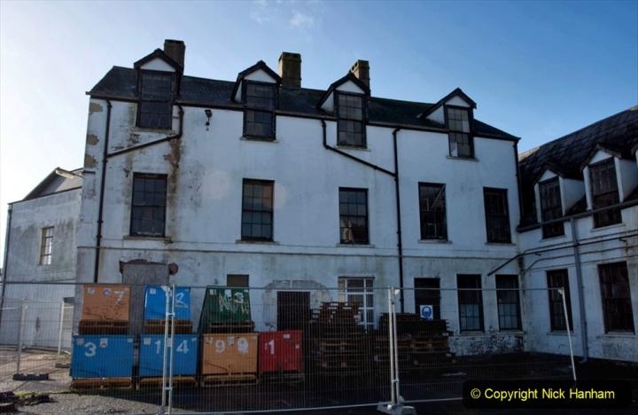 2020-06-03 GWR 5929 Hanham Hall. (2)192