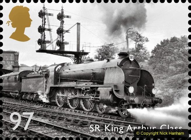 2020-06-03 King Arthur Class 30785 Sir Mador de la Porte. (11)221