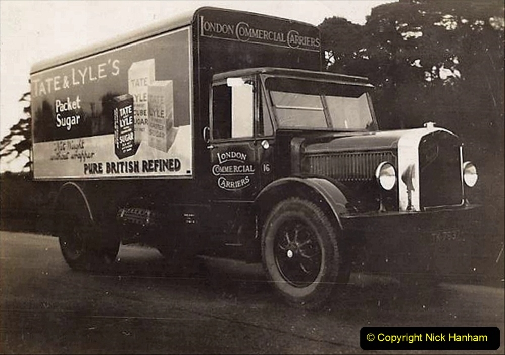 My Late Stepfather Jocelyn Hanham. (18) Bournemouth, Dorset. 1938. 018