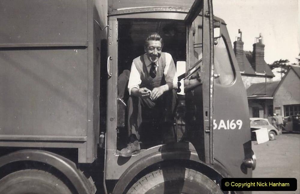 My Late Stepfather Jocelyn Hanham. (45) Gillingham, Dorset. 1959. 045