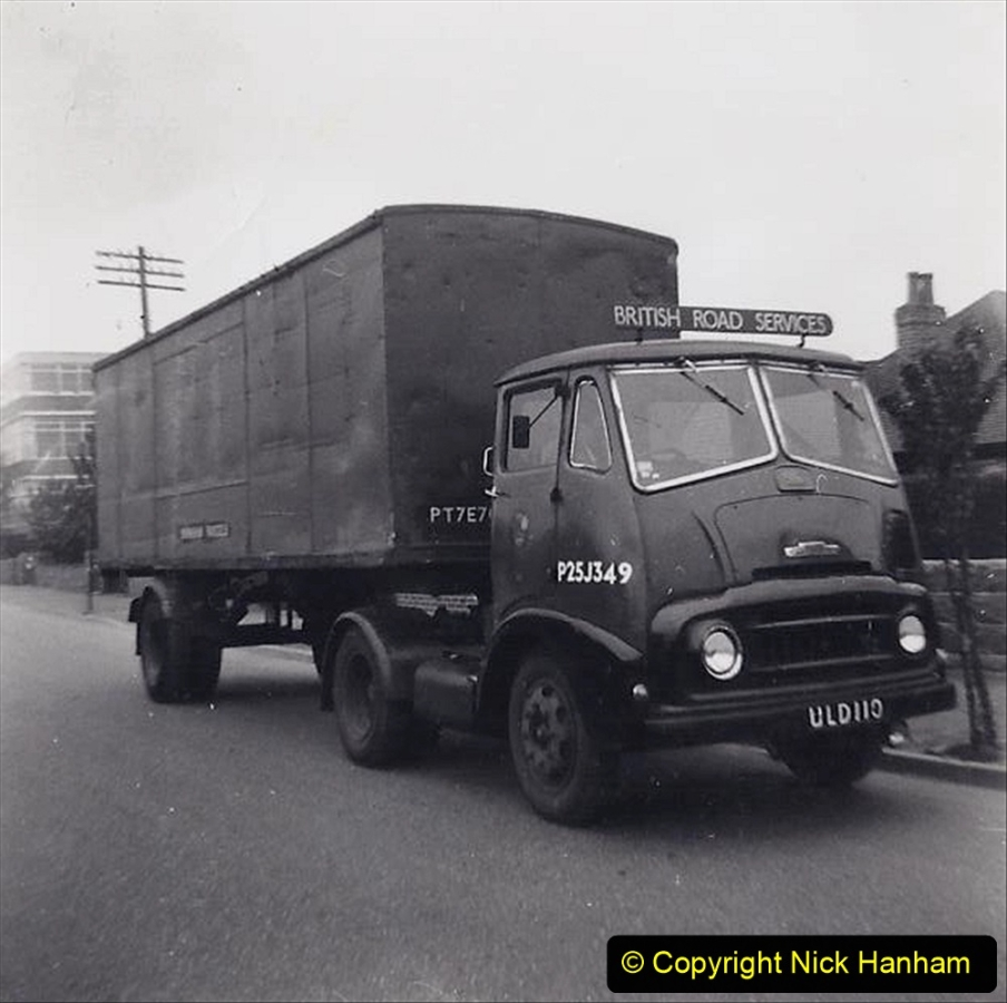 My Late Stepfather Jocelyn Hanham. (49) Poole, Dorset. 1960. 049