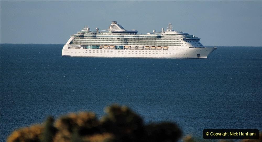 2020-09-26 Poole Bay. (10) Jewell of the Seas. 20