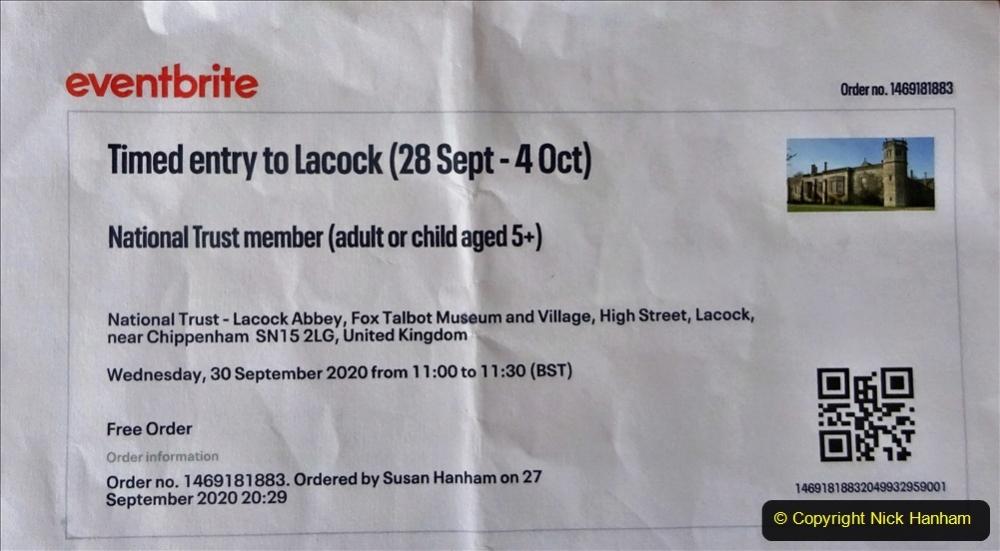 2020-09-30 Covid 19  Visit to Lacock, Wiltshire. (3) 003