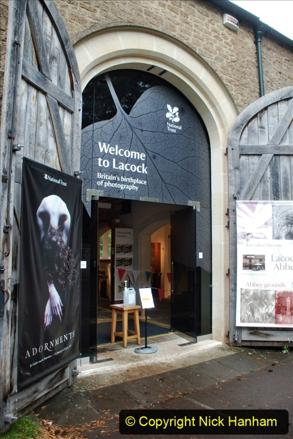 2020-09-30 Covid 19  Visit to Lacock, Wiltshire. (72) 072