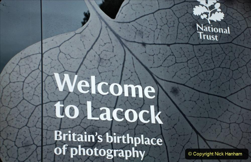 2020-09-30 Covid 19  Visit to Lacock, Wiltshire. (73) 073