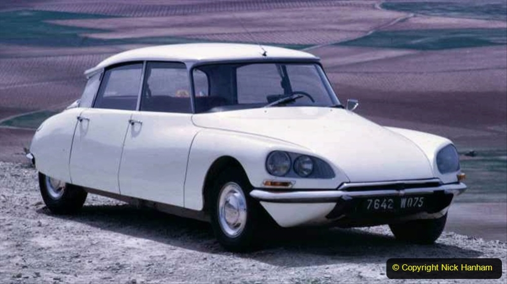 3 Citroen DS 1955 to 1975. 003