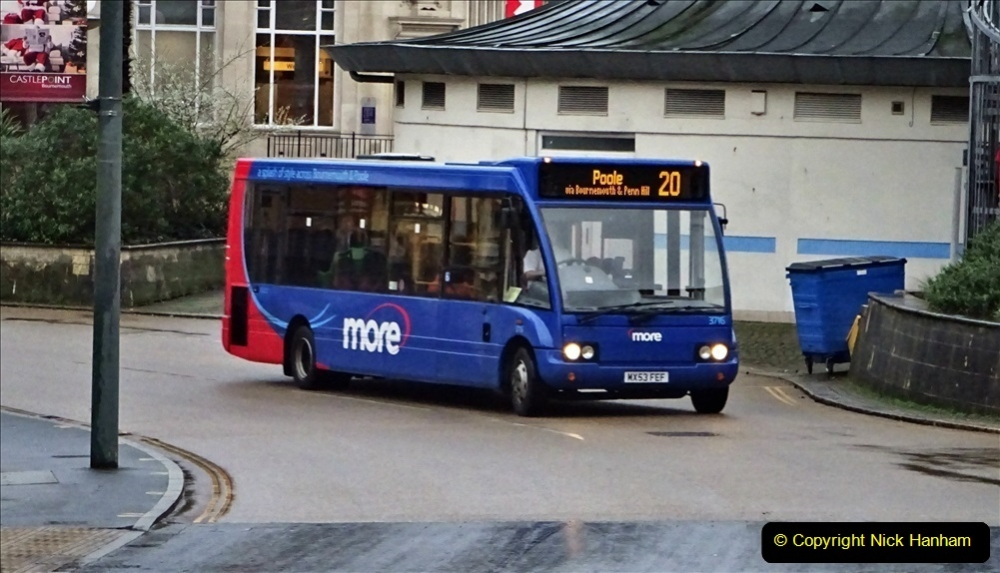 2020-02-18 Route 20 Poole to Bournemouth and return. (4) 007