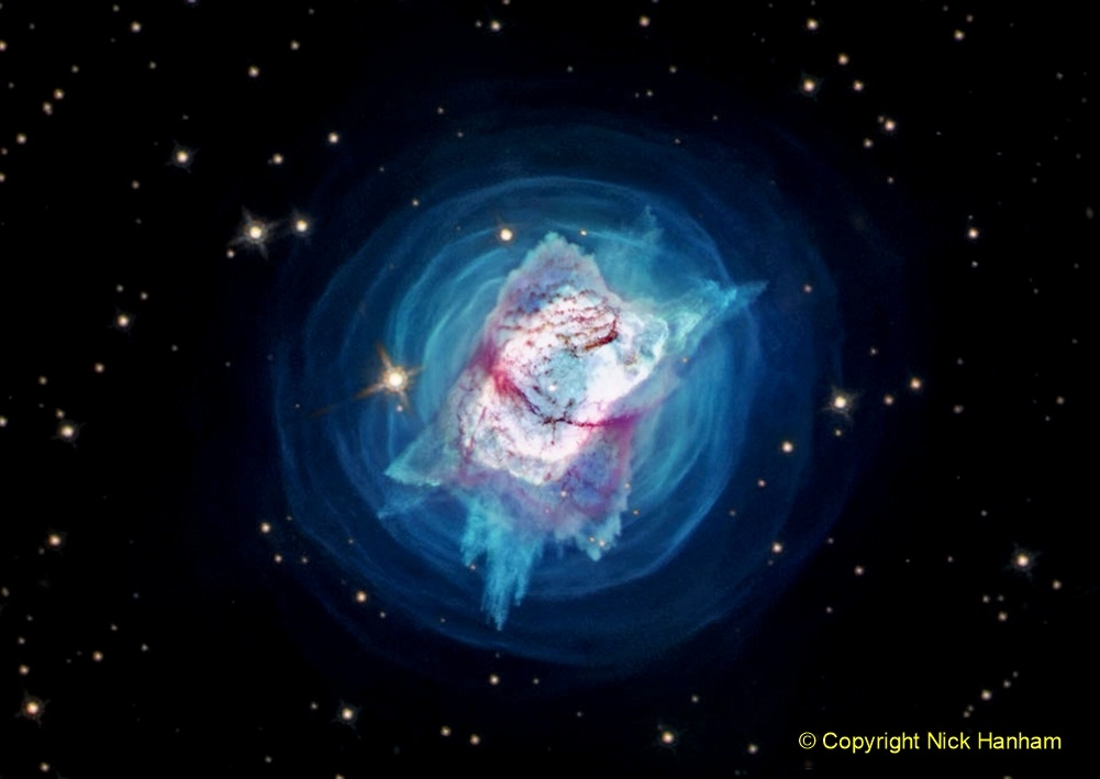 Astronomy Number 6. (203) 203