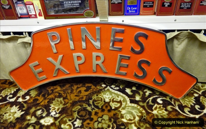 2020-11-13 The Pines Express headboard. (2) 035