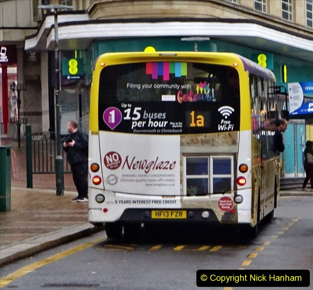 2020 02 18 More Yellow Buses in Bournemouth Dorset (20) 044