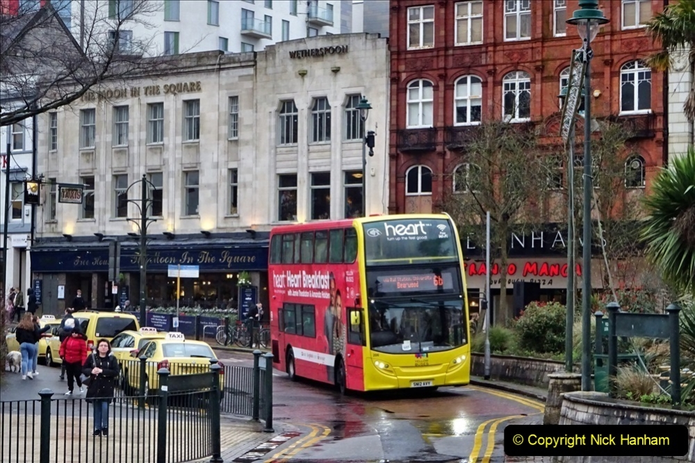 2020 02 18 More Yellow Buses in Bournemouth Dorset (22) 046