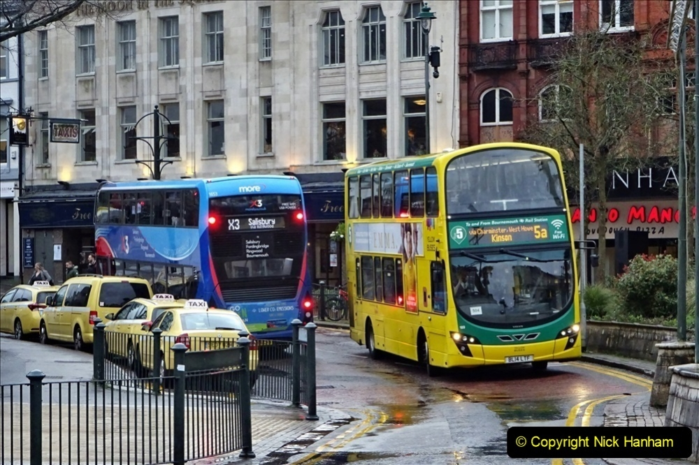 2020 02 18 More Yellow Buses in Bournemouth Dorset (24) 048