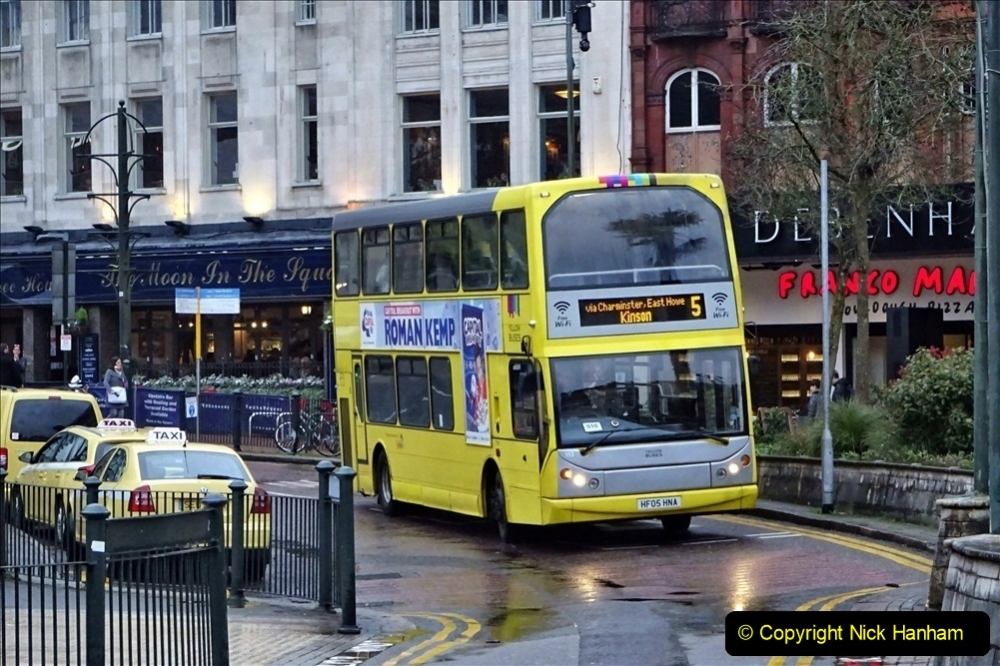 2020 02 18 More Yellow Buses in Bournemouth Dorset (33) 057