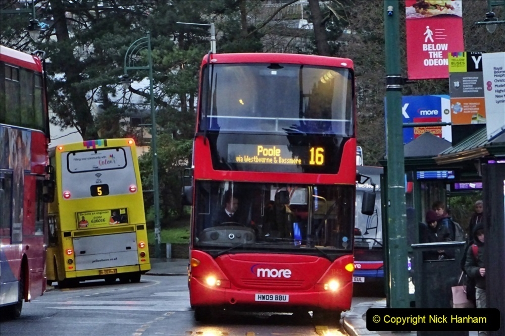 2020 02 18 More Yellow Buses in Bournemouth Dorset (39) 063