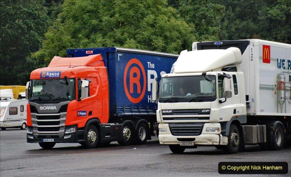 2020-08-19 Rownham Services M27, Southampton. (3) 137