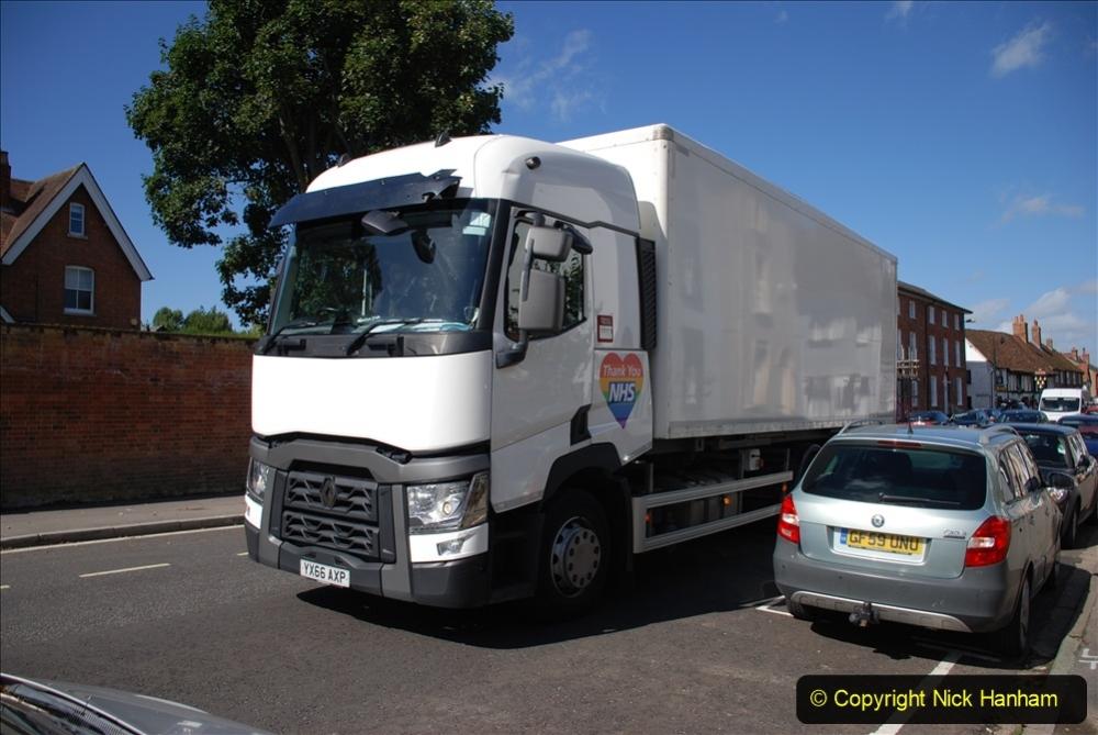 2020-08-19 Rownham Services M27, Southampton. (9) 143