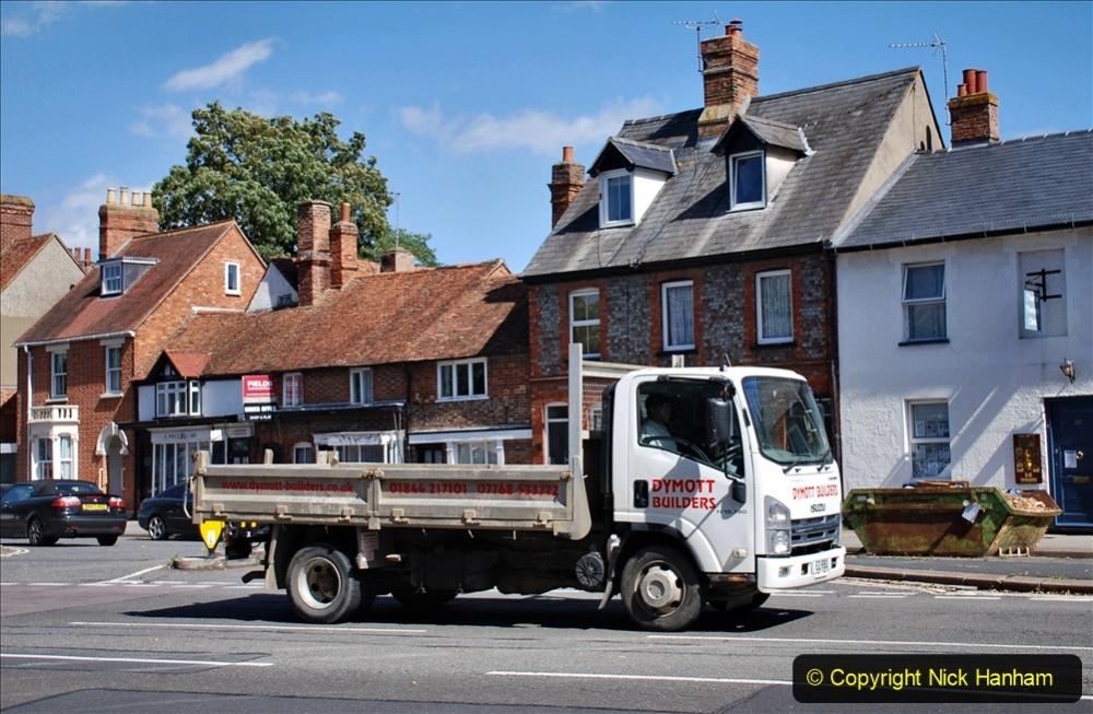 2020-08-19 Rownham Services M27, Southampton. (11) 145