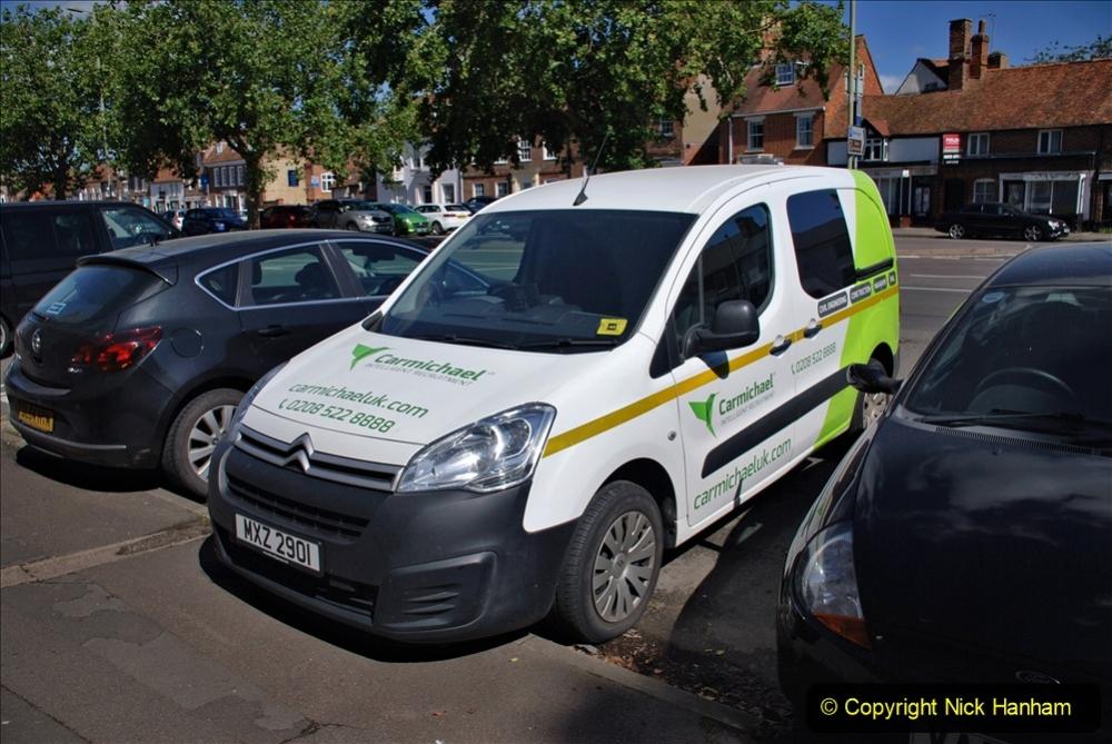 2020-08-19 Rownham Services M27, Southampton. (12) 146