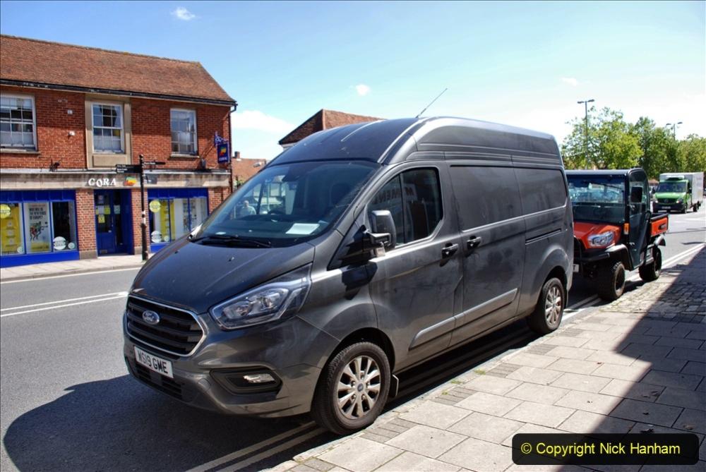 2020-08-19 Rownham Services M27, Southampton. (15) 149