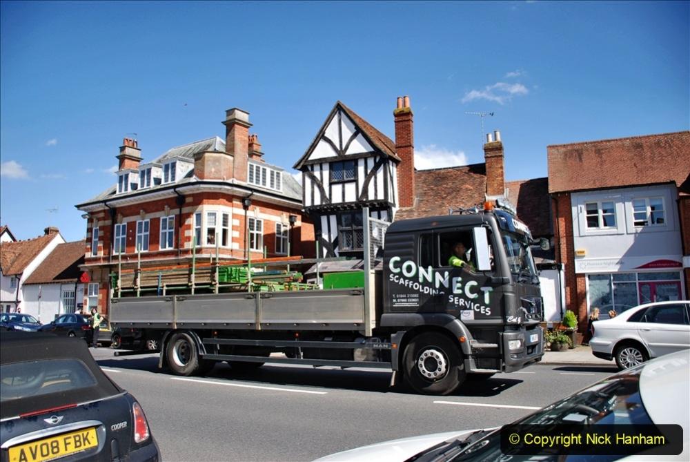2020-08-19 Rownham Services M27, Southampton. (16) 150
