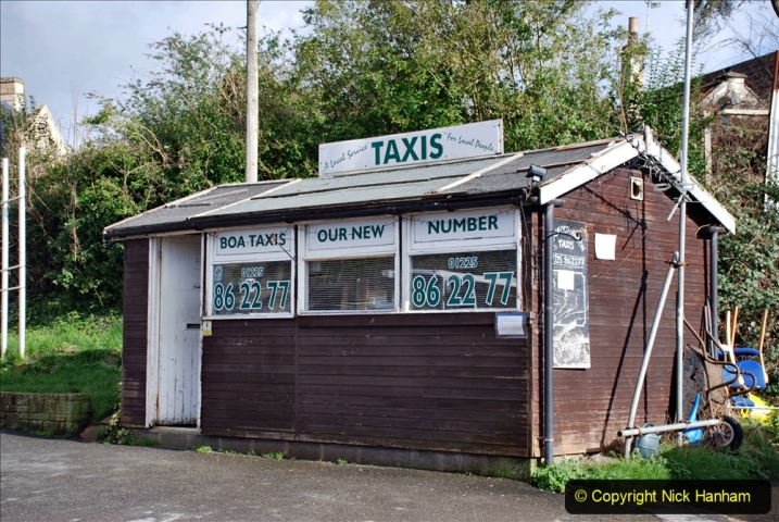 2020-02-26 Bradford on Avon, Wiltshire. (19) Station TAXI Rank. 019