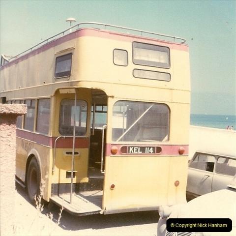 1980 Summer. Seen on Corfu.  (1)002