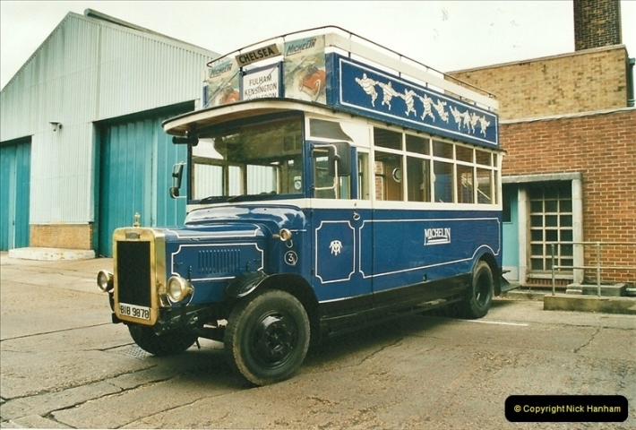 2002-06-30. 100 Years of Yellow Buses Open Day, Mallard Road Depot. Bournemouth, Dorset.    (48)063