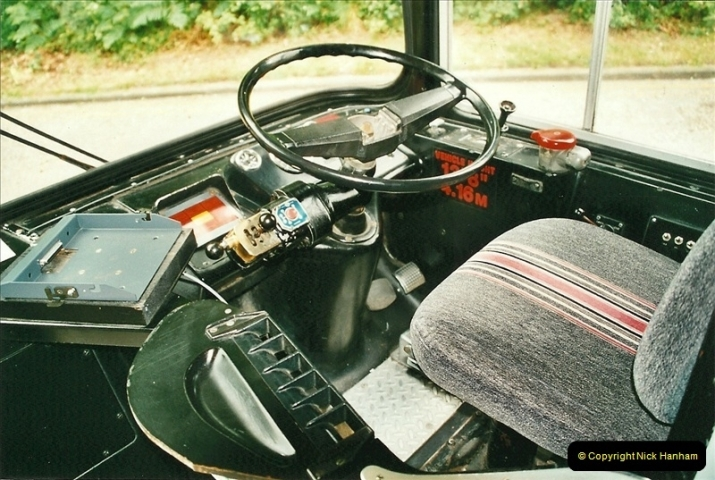 2002-06-30. 100 Years of Yellow Buses Open Day, Mallard Road Depot. Bournemouth, Dorset.    (64)079